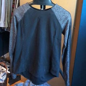 Lulu lemon fleece jogging sweater